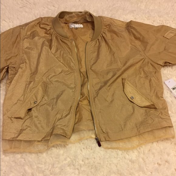 New Guess Fancy Bomber Jacket Size Small. Boutique c73292f3df